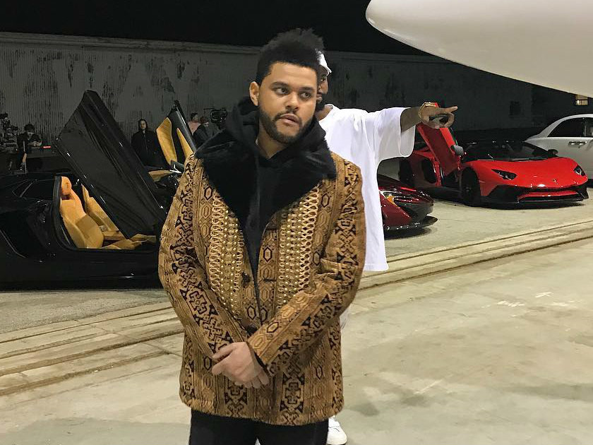"""Hip Hop Album Sales: The Weeknd's """"Starboy"""" Holds Top Spot"""