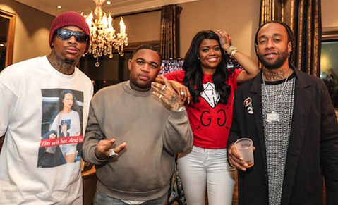 "#FOMOBlog: YG, Ty Dolla $ign, & Karrueche Attend DJ Mustard's ""For Every 12 Hours"" Documentary Screening In L.A."