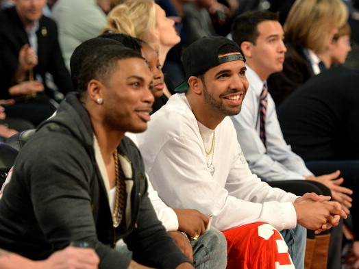 Drake Vs. Nelly Debate Engulfs Twitter
