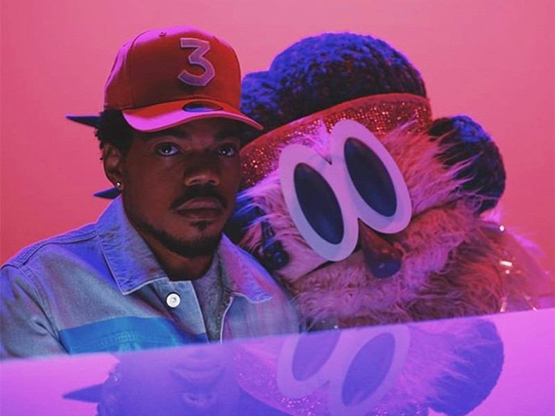 Chance The Rapper Is Worried About Donald Trump