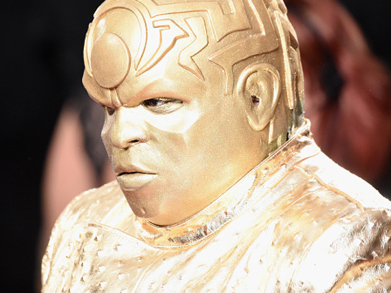 CeeLo Green's All-Gold Grammy Outfit Inspires Some Serious Jokes