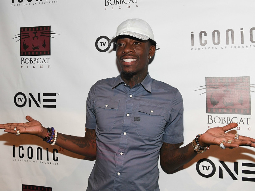 Rich Homie Quan's Instagram Account Was Hacked But He's Still Smiling