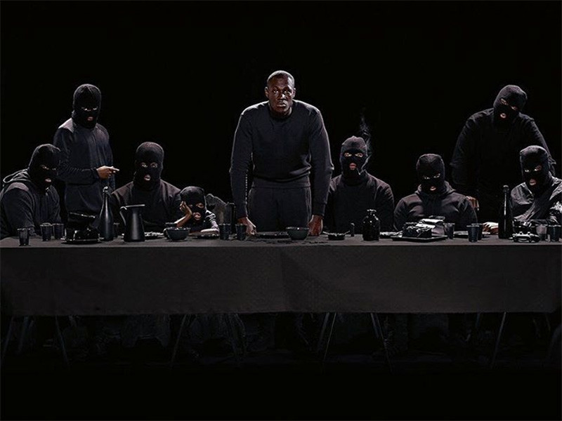 "Stormzy Gets (Another) Adele Co-Sign With ""Gang Signs & Prayer"" Album Release"