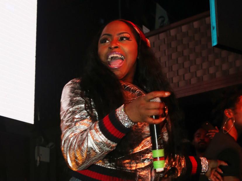Foxy Brown Adds Her 2 Cents To Nicki Minaj Remy Ma Beef