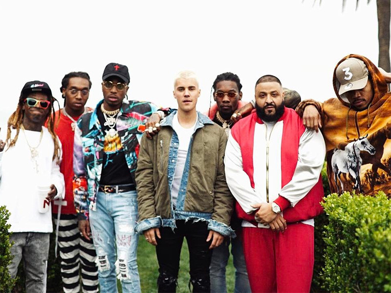 "DJ Khaled Assembles Hip Hop Avengers For ""Secret"" Video"