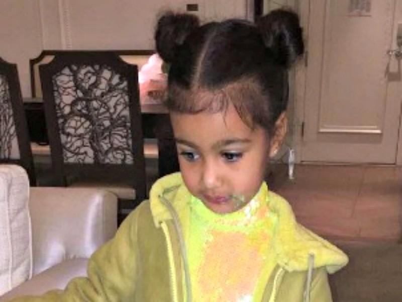 Kanye West And Kim Kardashian Announce Kids Clothing Line