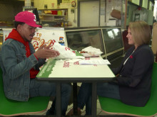 Chance The Rapper Takes Katie Couric To Harold's Chicken Because He's Just That Chi-Town