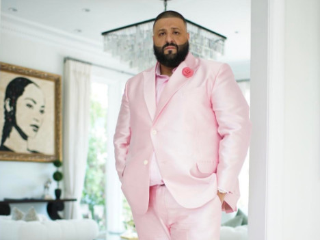 DJ Khaled Reveals Title Of New Album & Says Infant Son Will Executive Produce It