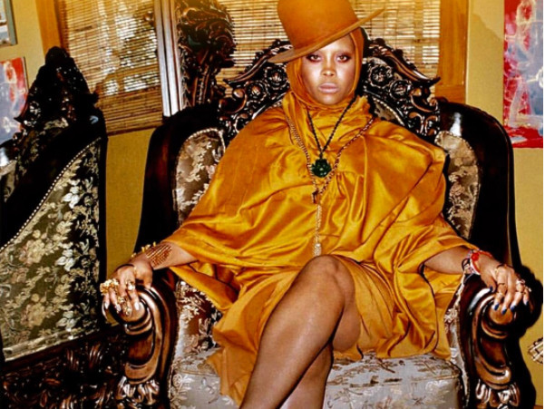 Erykah Badu Shows Off Trap Music Prowess With Playlist For 2 Chainz
