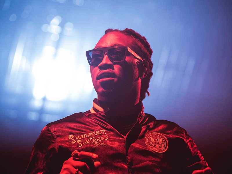 Stream Future's Self-Titled Album