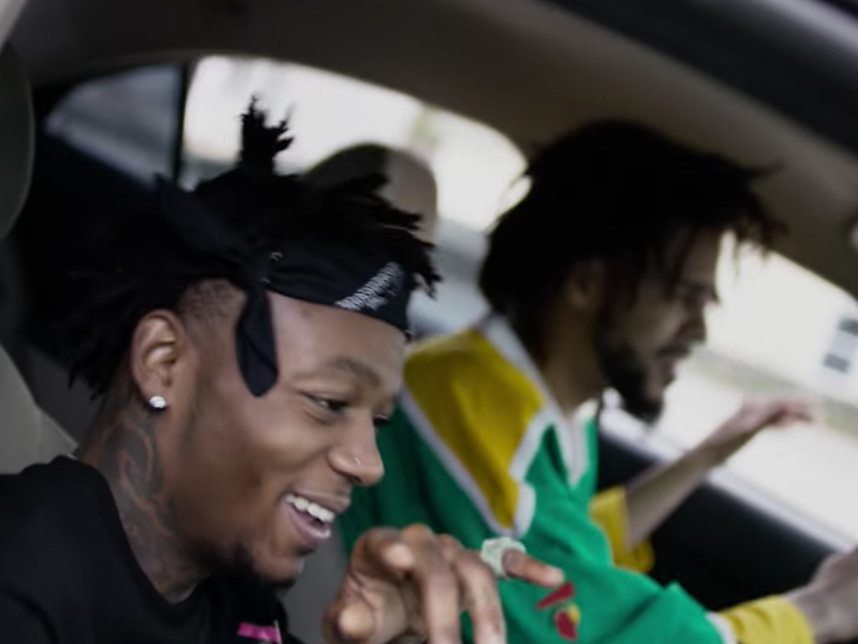 J. Cole Signs J.I.D. To Dreamville Records