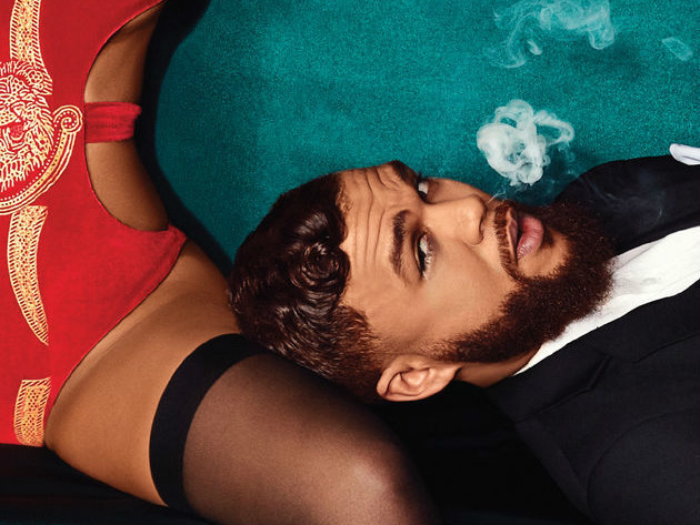 """Jidenna Releases """"The Chief"""" Album"""