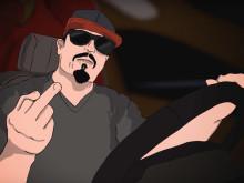 "DXclusive: Hopsin & Kung Fu Vampire Get ""Turnt Up"""