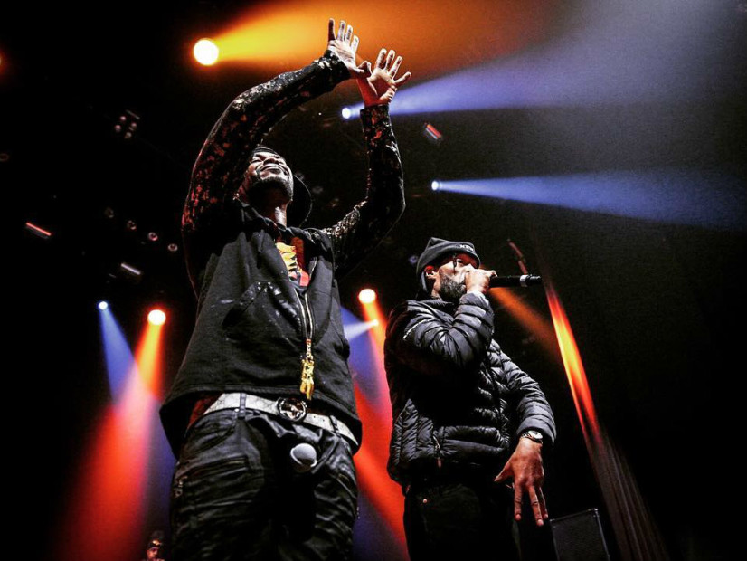 #FOMOBlog: Method Man & Redman Bring Out RZA To Perform Wu-Tang Clan Classics