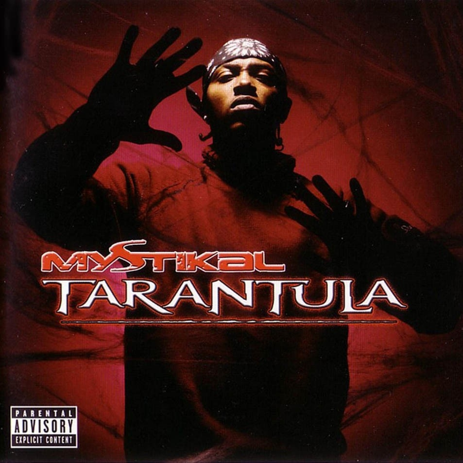 Mystikal Tarantula album cover