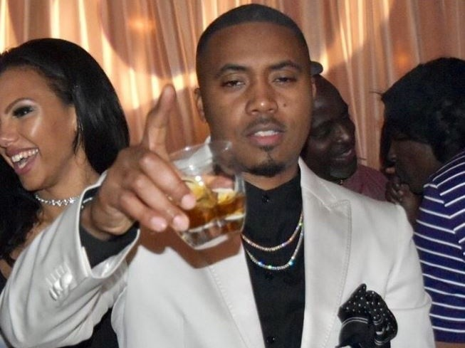 Instagram Flexin': Nas Has Some New Music Up His Sleeve