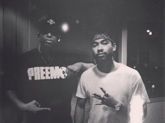 "DJ Premier Talks New TTT Imprint & Releases Alternate Version Of Miguel's ""Damned"""
