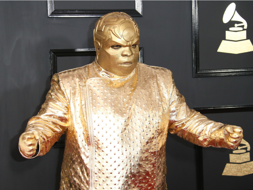 How Does CeeLo Green Go From Goodie Mob To Gnarly Davidson Golden Guy???