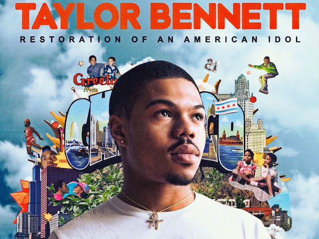 "Taylor Bennett Shares ""Restoration Of An American Idol"" Album"