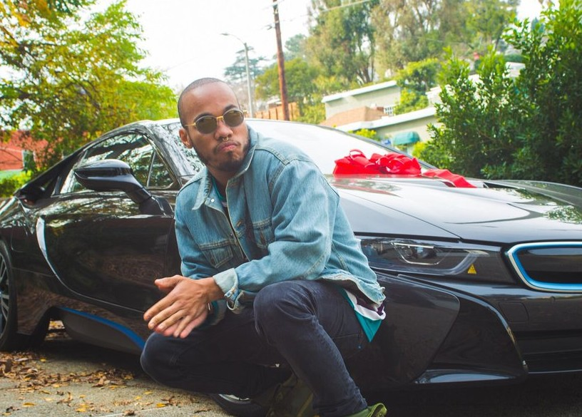 #FOMOBlog: Anderson .Paak Celebrates Birthday With His 1st BMW
