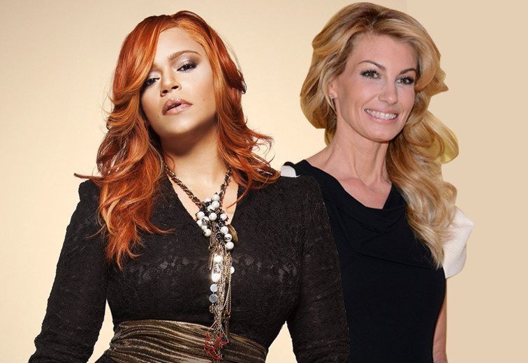 Confusing Faith Hill With Faith Evans Creates A Cultural Matrix On Twitter