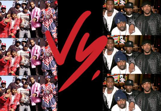Jim Jones' Roc Nation Deal Sparks G-Unit Vs. Dipset Twitter Debate