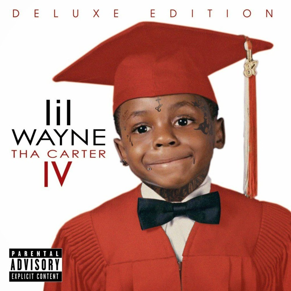 lil wayne tha carter iv deluxe edition