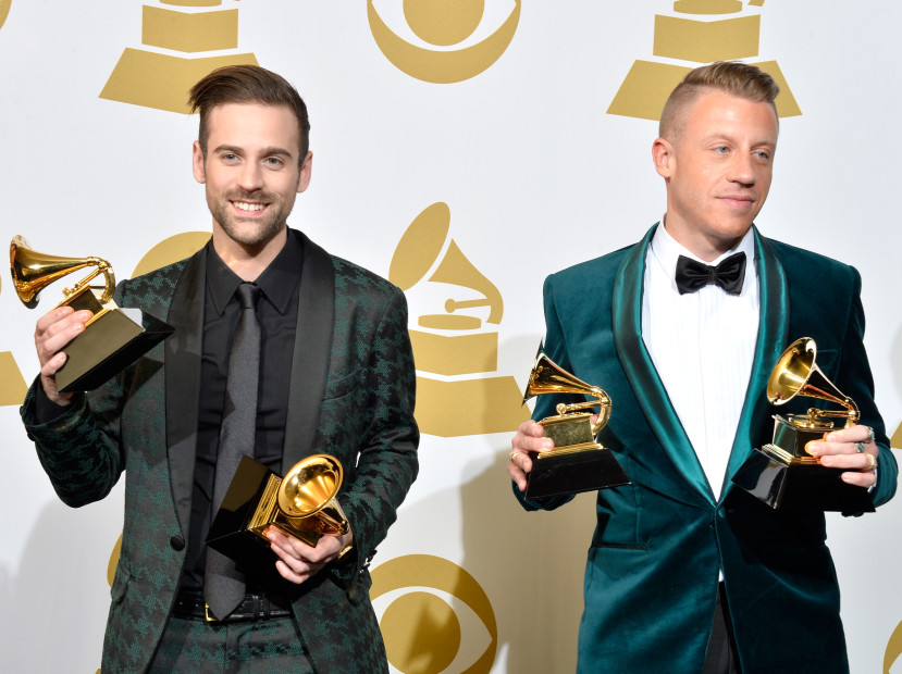 "Macklemore & Ryan Lewis Opted Not To Submit ""The Unruly Mess I Made"" At The Grammys"
