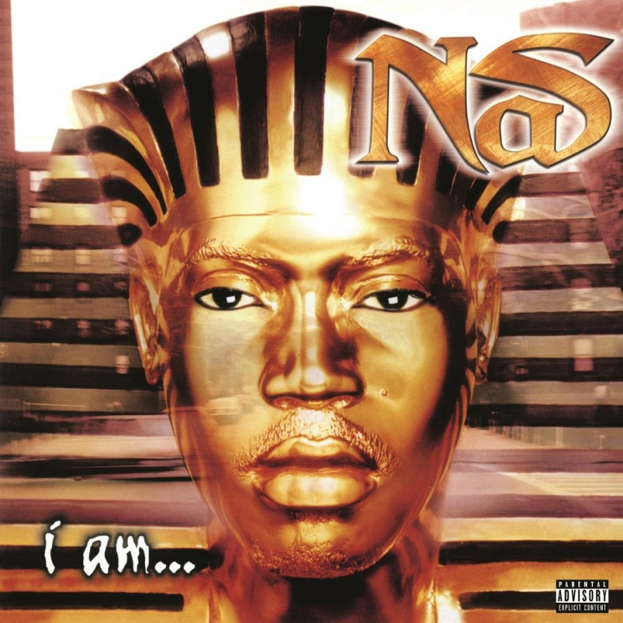nas i am album cover