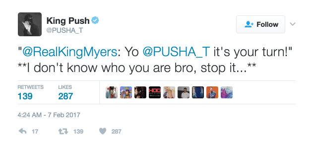 pusha t king myers