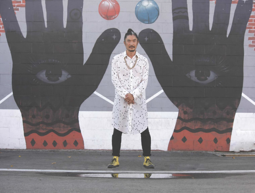 starRo Speaks On Hip Hop Influences As First Japanese Electronic Artist To Be Nominated For Grammys