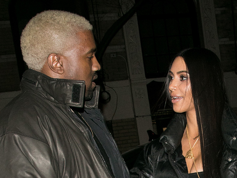 Kanye West & Kim Kardashian's L.A. Home Not Location Of Shooting Or Swatting Prank