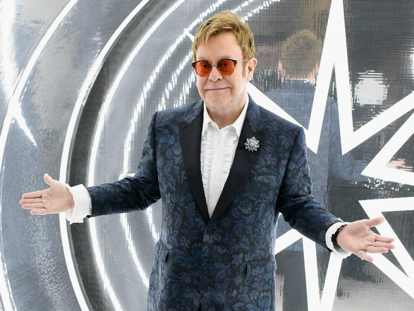 Elton John Requests Tech N9ne Music At Canadian Record Store