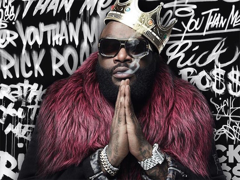 "Rick Ross Shares Full Tracklist For ""Rather You Than Me"""
