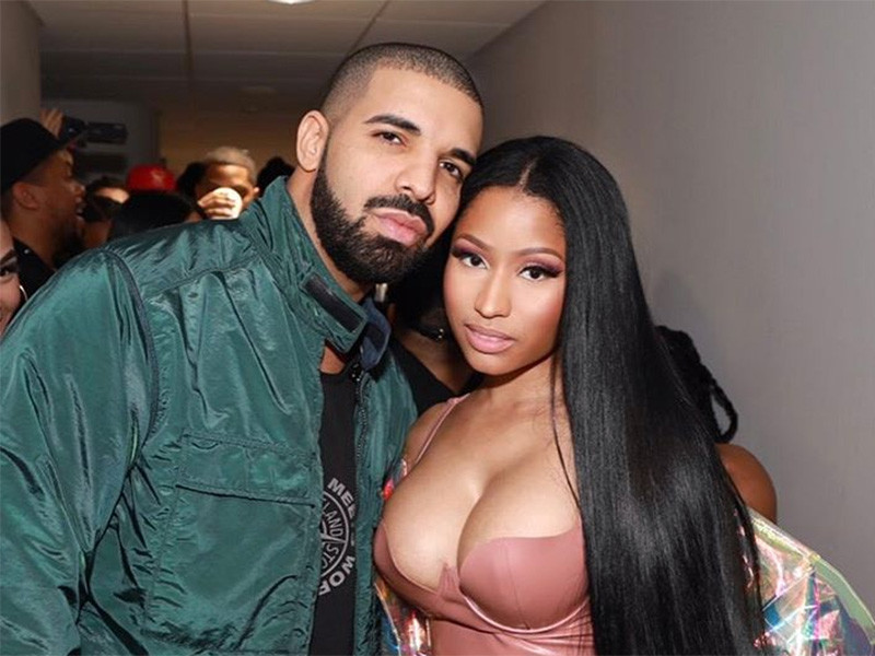 Instagram Flexin': Drake Brings Out Nicki Minaj In Paris