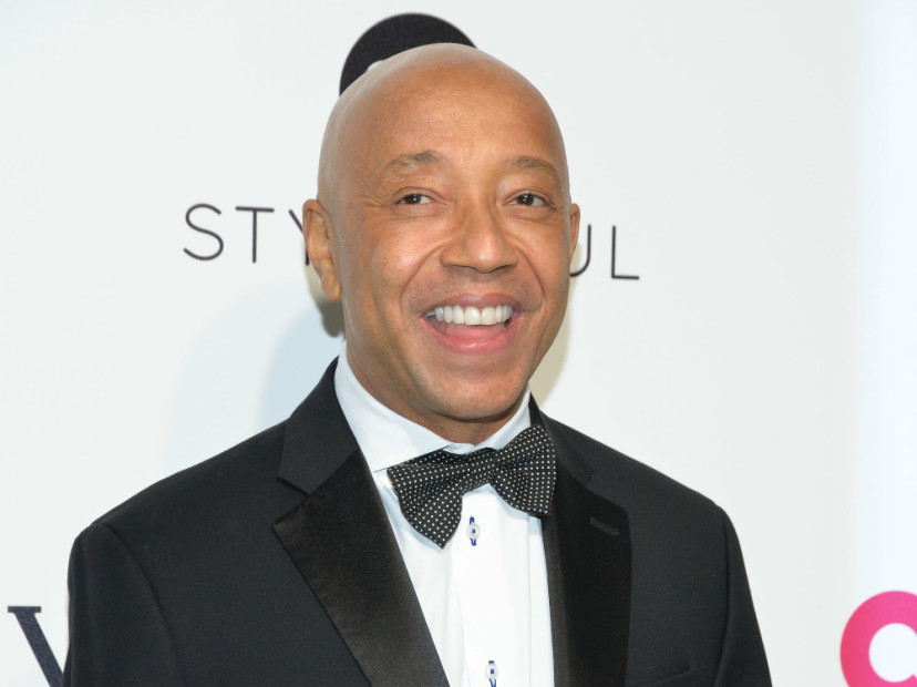 "Russell Simmons To Produce ""The Definitive History Of Hip Hop"" Docuseries"