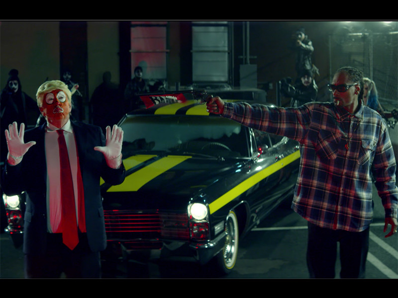 """Director Of Snoop Dogg """"Lavender"""" Video To Trump: """"It's Just A Prank Bro"""""""