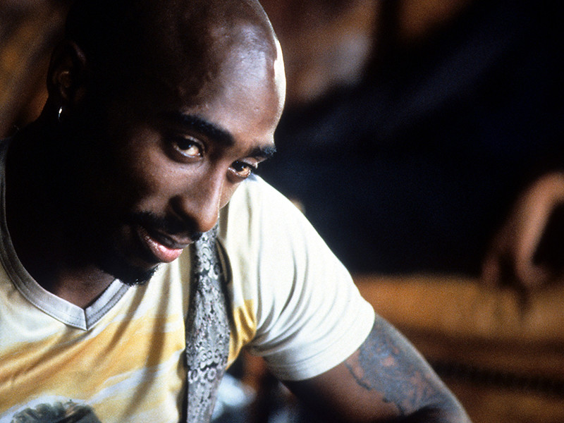"Tupac's Handwritten Lyric Sheet For ""Dear Mama"" Up For Sale For $75K"
