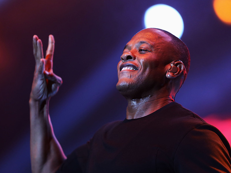 Dr. Dre Is Trying To Bring The 2024 Olympic Games To Los Angeles
