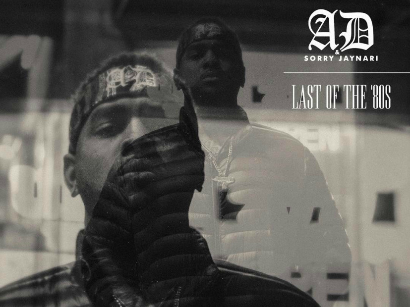 "AD & Sorry Jaynari Announce ""Last Of The '80s"" Project Featuring Wiz Khalifa & Eric Bellinger"