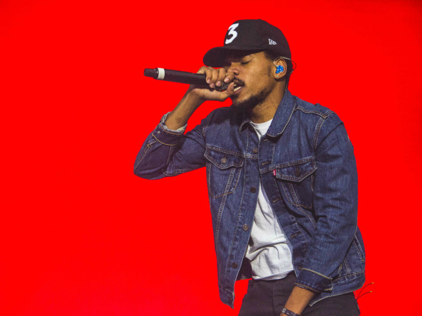 Chance The Rapper's Child Support Case Closed