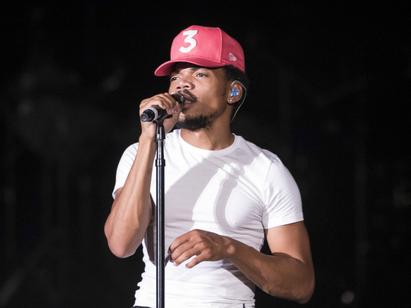 Chance The Rapper & J.U.S.T.I.C.E. League At Odds Over Alleged Unpaid Beat