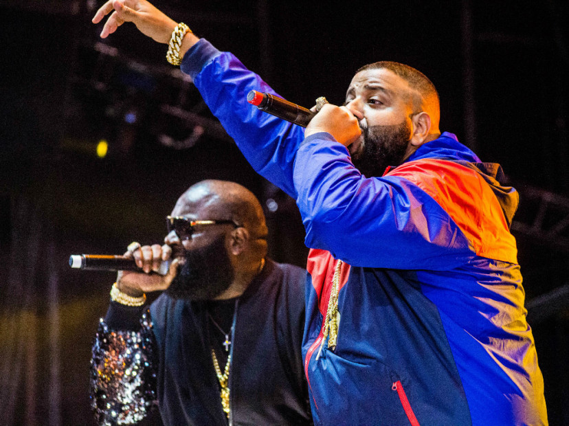 "Did Rick Ross Reveal That DJ Khaled ""They"" Is Actually Birdman?"