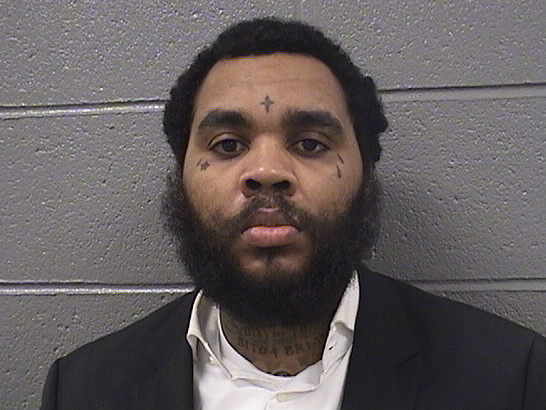 Kevin Gates Turns Himself Over To Chicago Authorities After Leaving Florida Jail