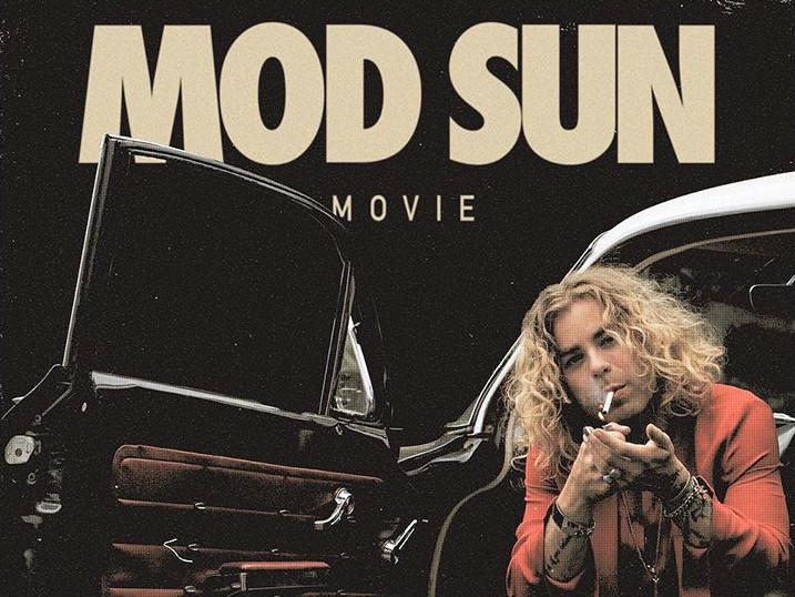 "Mod Sun's New Album Is A ""Movie"""