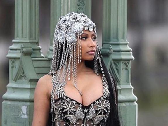 Instagram Flexin': Nicki Minaj Gives The Best Thirst Photo This Week