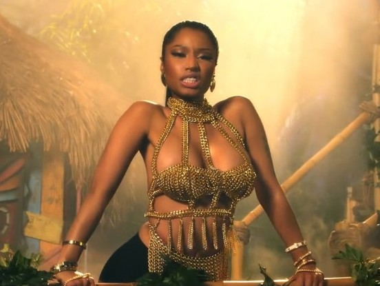 "Nicki Minaj Celebrates Album Sales Increase After Releasing ""No Frauds"" Remy Ma Diss Track"