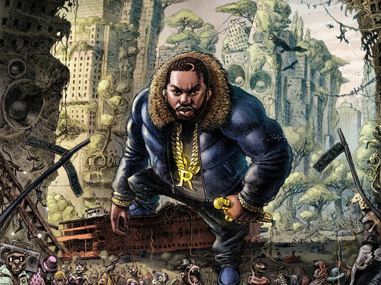"Raekwon Brings ""The Wild"" To Fans With 7th Studio Album"