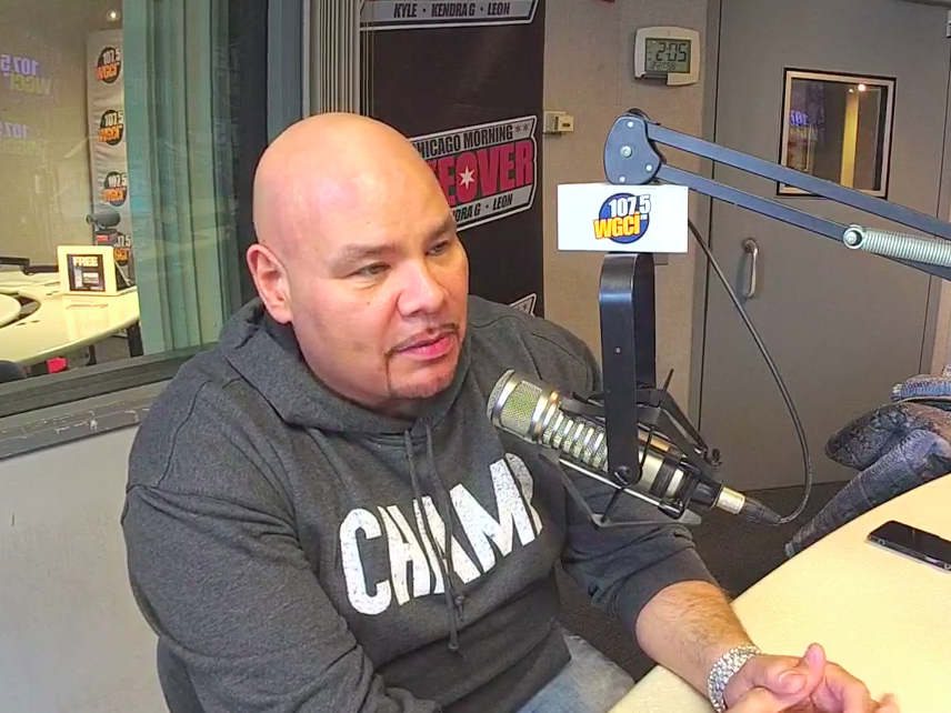 Fat Joe Didn't Know Remy Ma Was Going To Drop A Nicki Minaj Diss Record