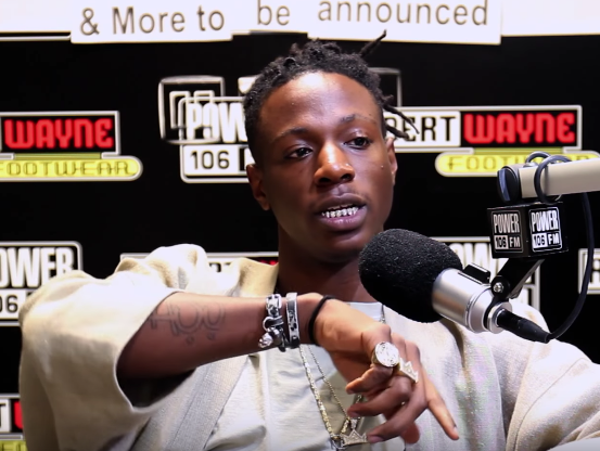 Joey Bada$$ Stands By Controversial 2Pac Comments & Praises Him For Being A Big Influence